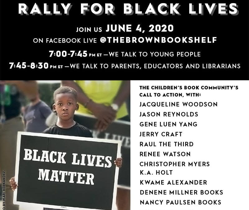 June 4th — Rally for Black Lives