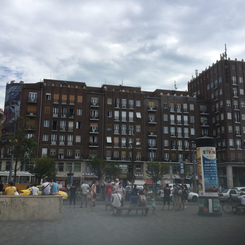 Old Jewish Quarter Budapest-247o5n0
