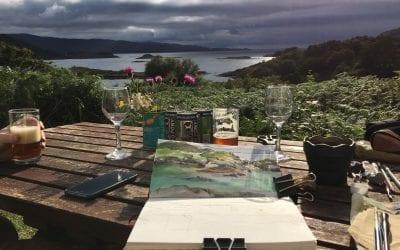 Eilean Shona, Scotland – Shauna Finn