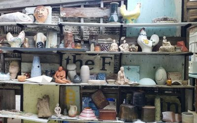 Learning to Lean In: Ceramics on Cape Cod — Kenna Mateos