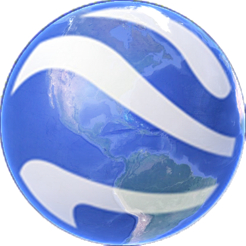 """Google Earth icon remake"" by Jcpag2012 - Own work. Licensed under CC BY-SA 4.0 via Wikimedia Commons - https://commons.wikimedia.org/wiki/File:Google_Earth_icon_remake.png#/media/File:Google_Earth_icon_remake.png"