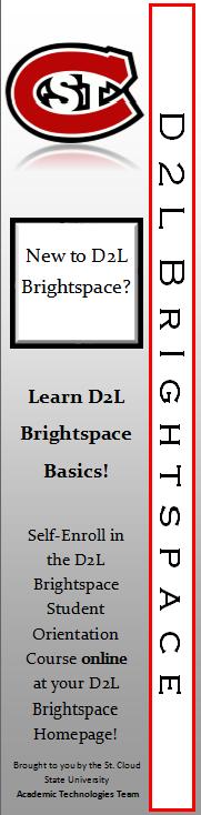 D2L Bookmark