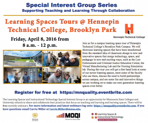 Special Interest Group Campus Tour