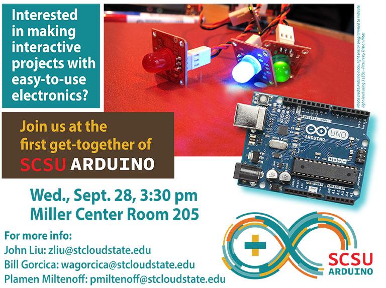 Arduino get together