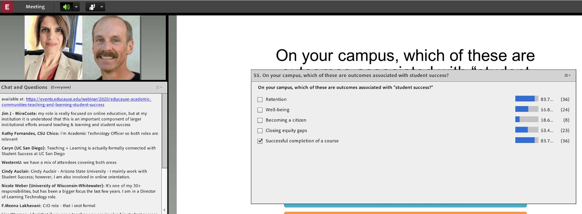 campus outcomes