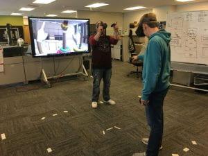 VR in Vizlab