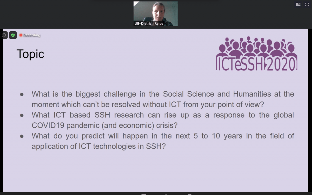 challenges to humanities and social sciences