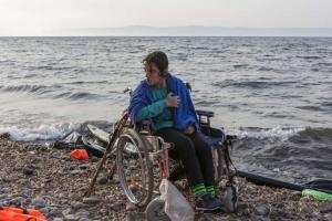 Syrian refugee Nujeen