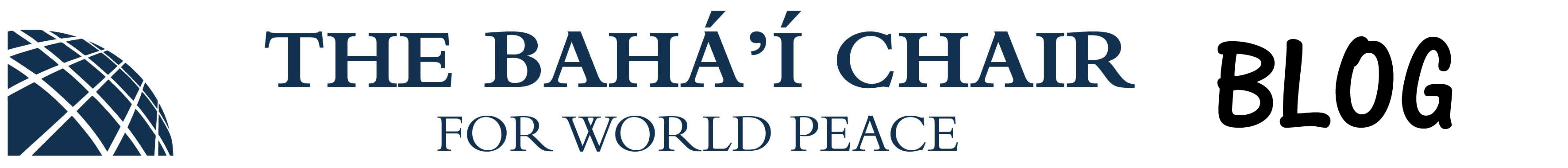 The Bahá'i Chair for World Peace