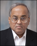 P. S. Krishnaprasad received his Ph.D. degree from Harvard University in 1977. He was on the faculty of the Systems Engineering Department at Case Western Reserve University from 1977 to 1980. He has been with the University of Maryland since August 1980, where he has held the position of Professor of Electrical Engineering since 1987, and a joint appointment with the Institute for Systems Research since 1988. He is also a member of the Applied Mathematics Faculty.
