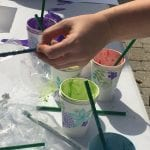 Bubble Painting with SPARC