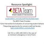 BETA Team