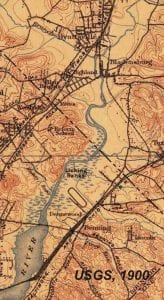 Anacostia River 1900