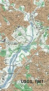 Anacostia River 1961