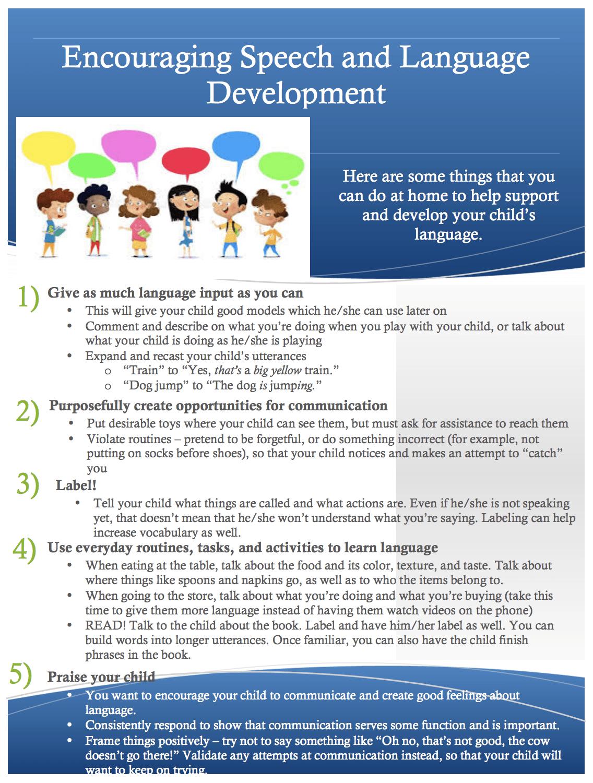 LEAP – Language-Learning Early Advantage Program