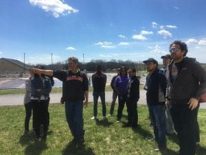 Global STEWARDS visit Emmitsburg, MD