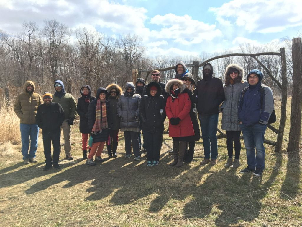 UMD Global STEWARDS at Forested Farms