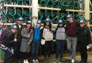 Project CONSERVE Scholars in Israel January 2019