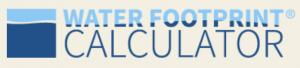 Water Footprint calculator logo