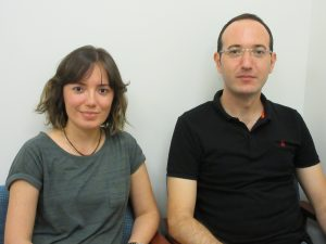Ozge and Hamza Yavuz