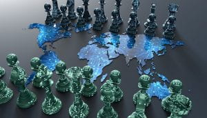 Cyber battlefield