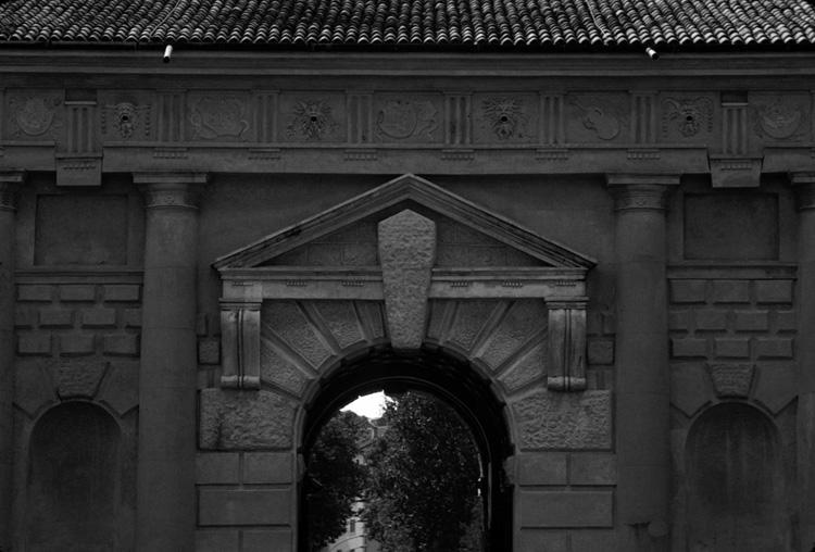 Palazzo del Te, detail