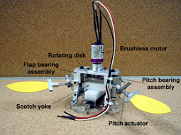 Fig. 1: Flapping Wing Mechanism