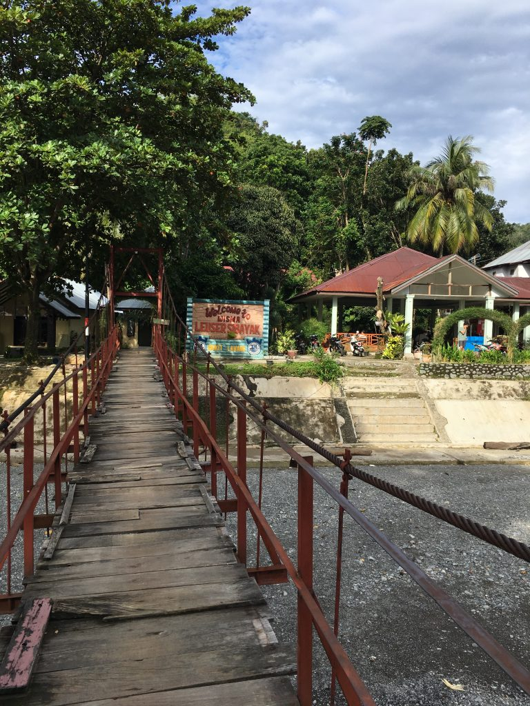 Wisma Leuser Sibayak in Bukit Lawang