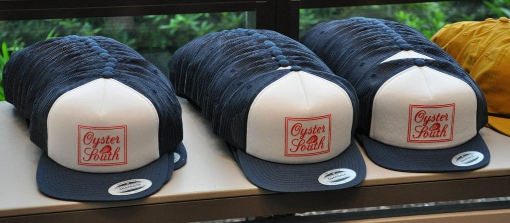 Oyster South hats
