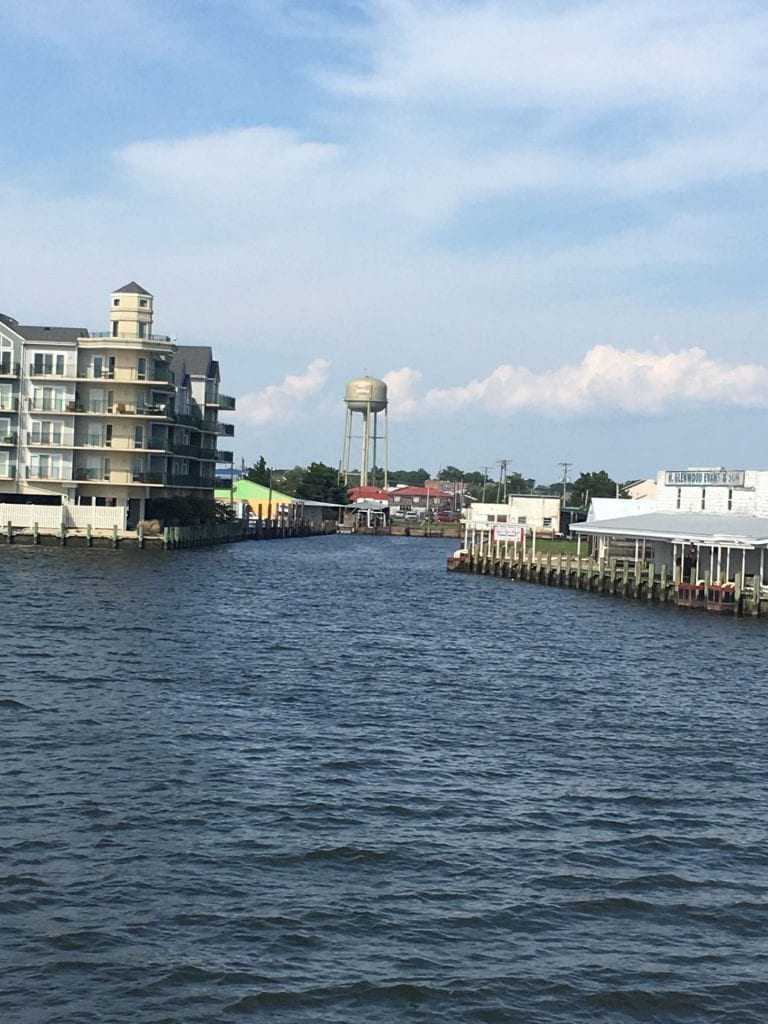 Crisfield, MD Harbor