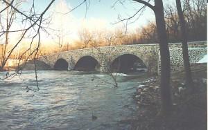 Booth's Mill Bridge over Antietam Creek