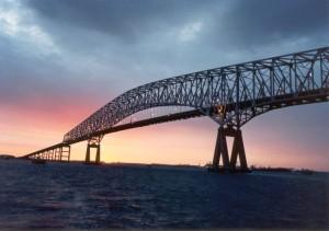 Francis Scott Key Bridge (I-695)
