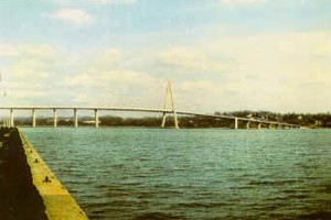 Rendering of an Alternate Bridge on MD450