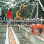 Deck lifting