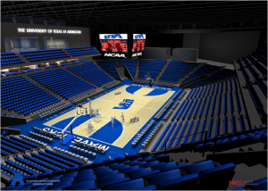 Upper Bowl Basketball