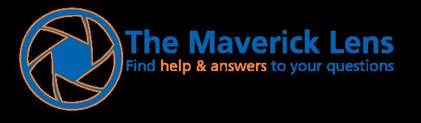 Maverick Lens Help Logo