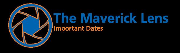 The Maveric Lens Dates