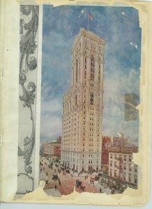 New York Times Tower, 1905