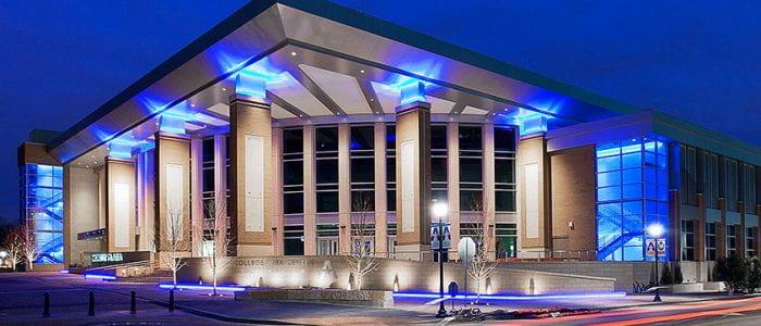 UTA College Park building