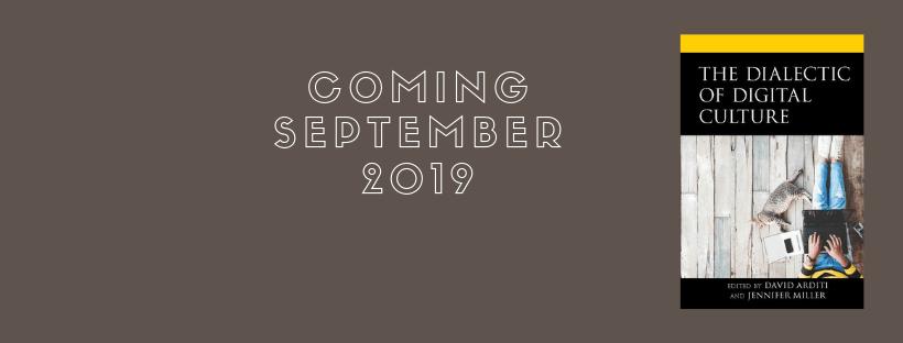 Coming September 2019