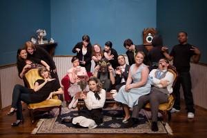 Cast & Crew of The Bald Soprano