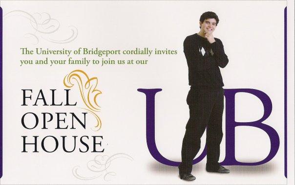 Francisco Eguiguren (BC IST 08 Grad) promotes UoB Grad School