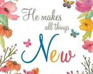 he makes