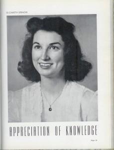 1942 Belhaven Yearbook