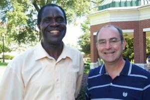 Mr. Eliud Michura and Dr. Randy Russ