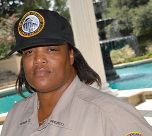 Clara Brown, Campus Security Officer