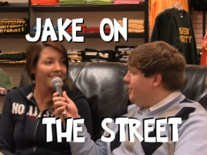 Jake on the Street