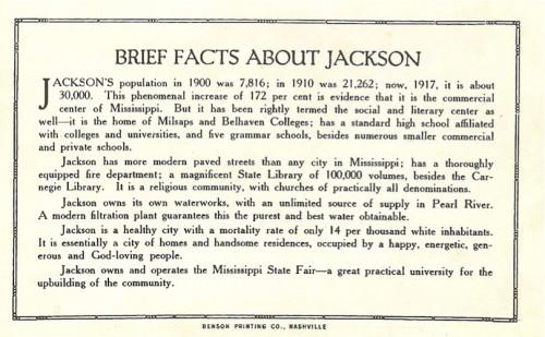Jackson 1917