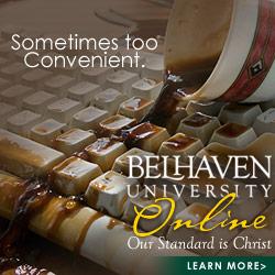 Belhaven Online Programs