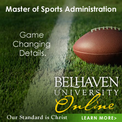 Master of Sports Administration Online